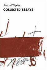 ANTONI TAPIES, COMPLETE WRITINGS - NEW HARDCOVER BOOK