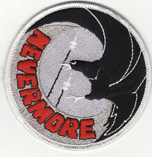nevermore     american air force related    cloth patch