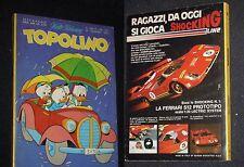 ***TOPOLINO N. 895*** 21 GENNAIO 1973 - CON BOLLINO E PIEGHEVOLE MONDADORI