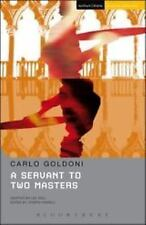 A Servant to Two Masters (Student Editions) by Goldoni, Carlo