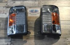 Lada Niva 1700 Taillight Tuning Kit Grey (Without Circuit Boards And Lamps)