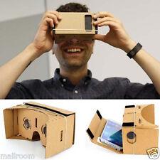 DIY Magnet Karton Virtuelle Realität VR 3D Anzeigen Gläser Für Google 3d brille