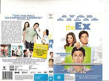 The EX-2007-Zach Braff-Movie-DVD