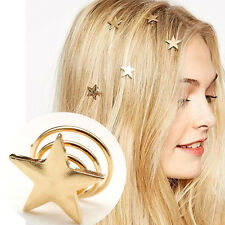 1 pce Women Mini Star Rotated Hairpin Clips Hair Accessories Barrettes New