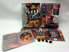 Screen Test, DVD Movie Trivia Board Game By Parker 2004 Age 12+ 100% Complete
