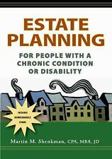 Estate Planning for People with a Chronic Condition or Disability-ExLibrary