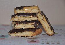 Cookie Millionaire's  Dulce de Leche Shortbread Cookie Bars Chocolate Gift