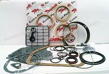 Turbo 200 TH200C Transmission Rebuild Kit 1976-1987 Clutches Band Filter fits GM