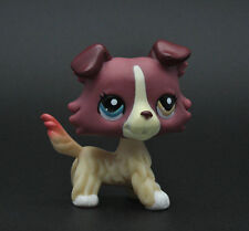 Dog Collie Littlest Pet Animal child girl boy figure loose cute LP939