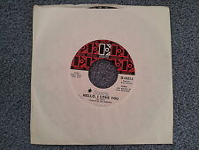 The Doors (Jim Morrison)  - Hello, I love you US 7'' Single