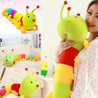 Popular Hot Colorful Inchworm Soft Lovely Developmental Child Baby Toy Doll Toy