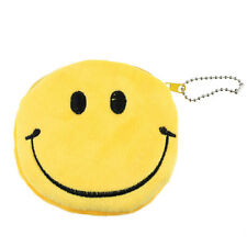 Fashion Women Lovely Lady Small Wallet Emoji Smile Purse Bag Gift Happy  NEW US
