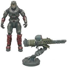 Halo Reach Warthog Gauss Cannon Spartan Operator Figure Gaming Collectable