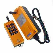 8 Channels Hoist Crane Radio Remote Control System