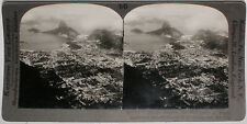Keystone Stereoview Rio de Janeiro and Sugarloaf, BRAZIL from the 1920's 400 Set