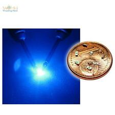 _200 blaue SMD LEDs 0603 / mini LED SMDs BLAU blue bleue azzurro blauw azul