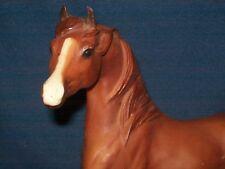 Breyer Traditional Sham - Arabian Stallion - Copper - chestnut