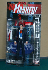 Secret Files Series 2 Unmasked: Clark Kent/Superman Action Figure NIP