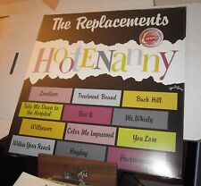 THE REPLACEMENTS hootenanny SEALED 2016 LP Rhino Start Your Ear Off Right LTD ED
