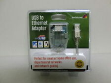 New! StarTech USB2105S USB 2.0 to Ethernet Network Adapter RJ-45 Female