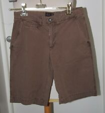 Original RIVER WOODS short en cotton  Marron taille 40 neuf