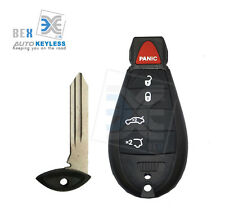 Uncut Replacement Key Fob Keyless Entry Remote for CHRYSLER 08-14 Town & Country