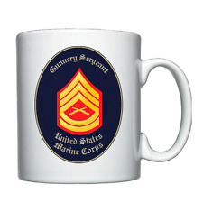 USMC - Marine Corps - Gunnery Sergeant -  Mug