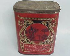 Antique Ocean Blend Tea Tin Toronto Canada