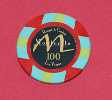 Las Vegas TV Show Prop ~ One Montecito $100 Casino Chip