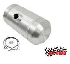 8X10 CENTER FILLER SPUN ALUMINUM GAS TANK - OFF ROAD - DUNE BUGGY - 2 GALLONS