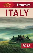 Color Complete Guide: Frommer's Italy 2016 by Stephen Brewer, BEST PRICE !!