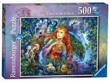 Ravensburger 14693 Fairyworld No 1 Fairy of The Forest Jigsaw Puzzle 500 Pieces