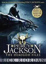 Percy Jackson: The Demigod Files (Film Tie-in), Riordan, Rick Paperback Book