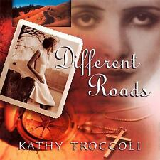 Different Roads by Kathy Troccoli ( Hardcover  plus CD)