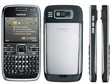 Nokia E72 (Black) Body Panel Faceplate, Housing Body Panel