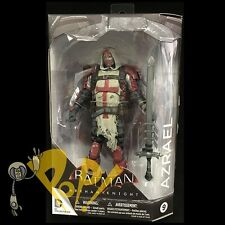Batman ARKHAM KNIGHT Series 3 AZRAEL Action FIgure DC Comics Entertainment!