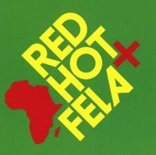 Fela Kuti - Red Hot+Fela - CD