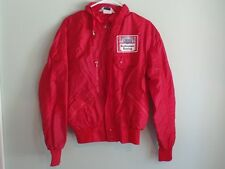 Vintage Budweisert Racing Jacket- gas oil mechanic rat rod tire nascar