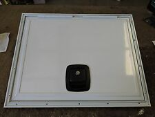 Custom Size RV Motorhome Trailer Cart Square Baggage Compartment Access Door