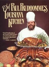 Cookbook Library: Chef Prudhomme's Louisiana Kitchen by Paul Prudhomme (1984,...