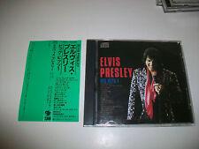 ELVIS PRESLEY - RARE CD -  BIG HITS - 2600y- JAPAN ISSUE - w/OBI  ROCKABILLY