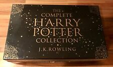Harry Potter Complete Collection LimitedEdition Paperback Book Boxset Bloomsbury