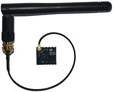 ESP 8266-02+U.FL IPX SMA Pigtail+Antenne 80MHz 32-bit MCU 2.4GHz IoT WiFi WLAN