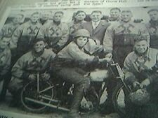 1967 speedway hammers 1936 team picture eric chitty broncho dixon