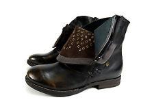 Elegante Damen Boots mit Nieten Herbst Stiefeletten Stiefel Gr.36-41 A.6295 NEU