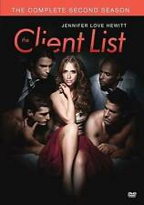 TV-Client List, The (2012): The Complete Second Season DVD NEW