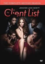 The Client List: Season 2 (4 Discs 2013) - Jennifer Love Hewitt, Cybill Shepherd