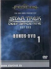 Star Trek Deep Space Nine Bonus DVD 1 FedCon