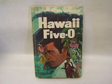 Hawaii Five-0 Top Secret Robert Sidney Bowen Whitman Publishing Division 1969