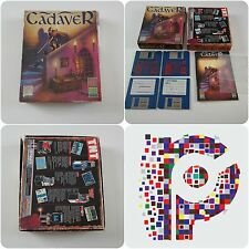 Cadaver A Bitmap Brothers Game for the Commodore Amiga